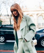 Street style na Paris Fashion Week – Tendências