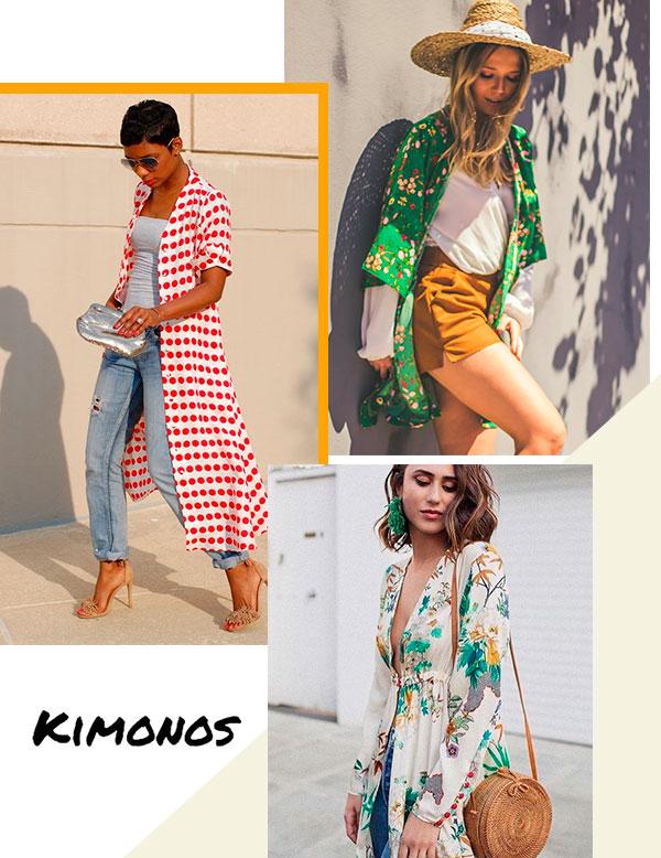 kimonos - moda - looks - black - friday