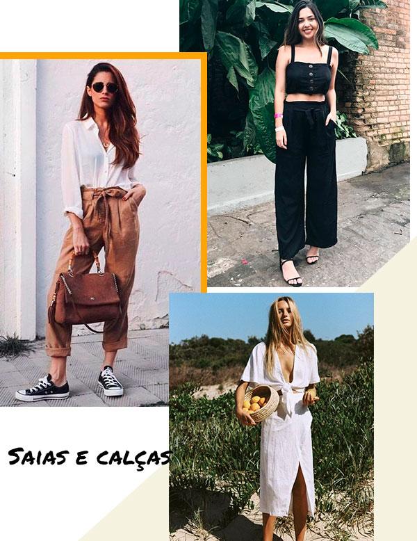 saias - calcas - black - friday - looks