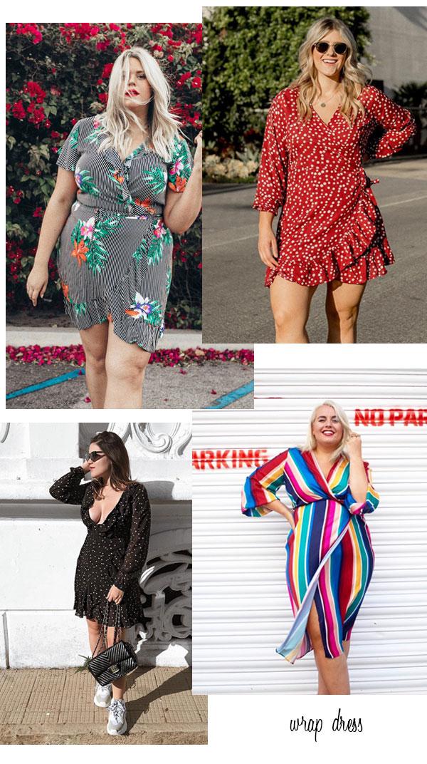 it-girls - vestido - wrap dress - verão - street style 2019